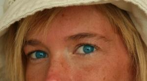 Sunkissed skin